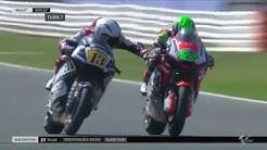 Original!  Moto2 Fenati greift Rivalen bei Vollgas in die Bremse