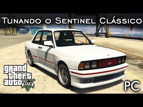 Tunando o Sentinel Clássico - BMW M3 E30 + Jetta MK1! 😉 | GTA V - PC [PT-BR]