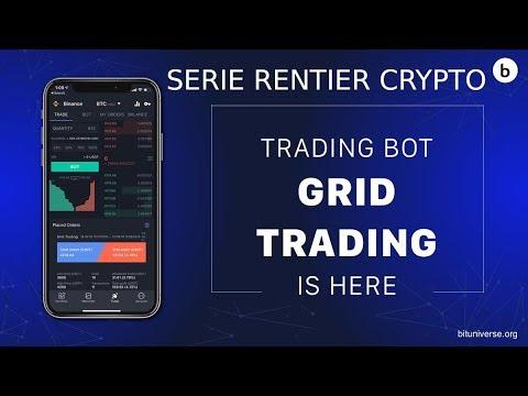 Grid trading bot crypto