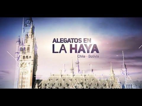 📡 Especial de Ahora Noticias - Chile responde a Bolivia en La Haya.