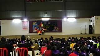 Semaphore Scouts of Bayrians di JOTA & JOTI Negeri Perak 2018
