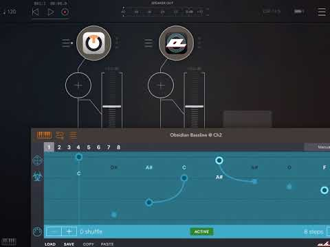 Odessa Sequencer Suite - Sneak Preview 1