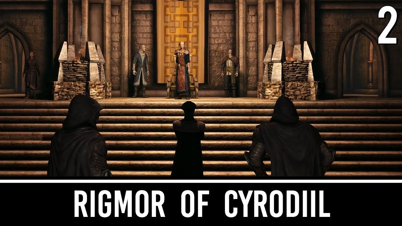 Skyrim Mods: Rigmor of Cyrodiil - Part 2