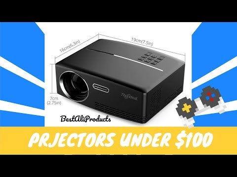 Top 5 Chinese Projectors from Aliexpress (Under $100)