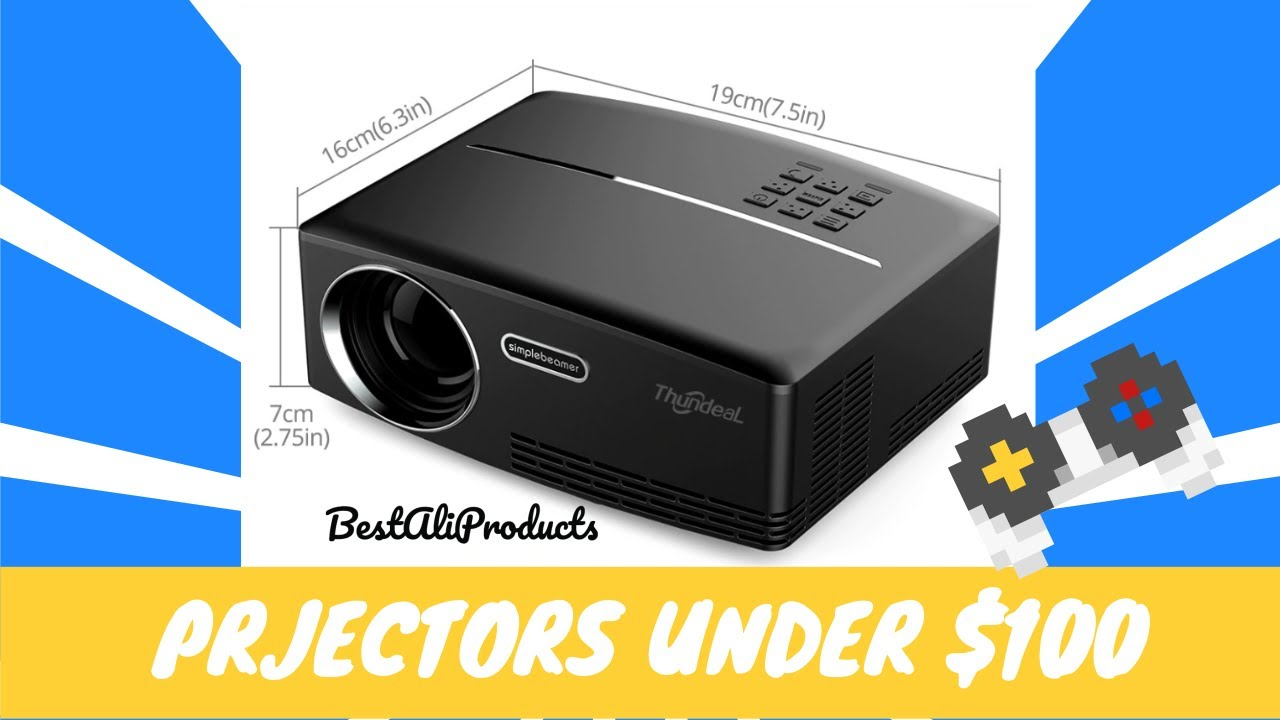 Top 5 Chinese Projectors 2019 - Cheap and Good! | Best