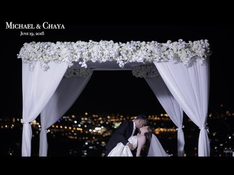 Chaya \u0026 Michael Wedding Highlights Video V2 - June 19, 2018