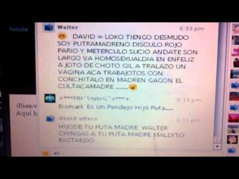 THUGLIFE=FBI`Style VS FABRICIO VS WALTER VS DAVID=RENE VS REDY WWW.SORDOS.COM GUERRA 2011 TODOS