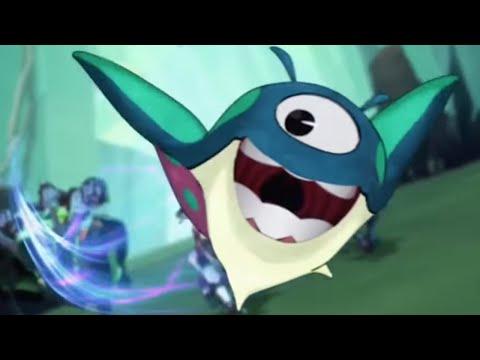 🔥 Slugterra 🔥 Mecha Mutiny 🔥 107 🔥 Full Episode HD 🔥 Cartoons for Kids