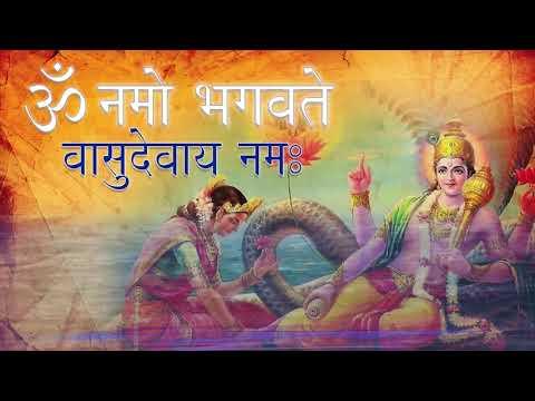 ॐ नमो : भगवते  वासुदेवाय नमः  |  Om Namoh Bhagvate Vasudevay namah