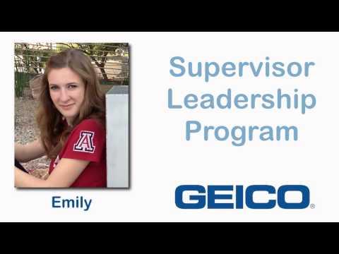 Geico Leadership Programs