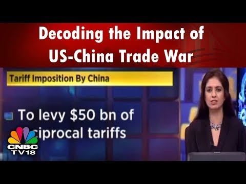 COMMODITY CHAMPIONS | Decoding the Impact of US-China Trade War | CNBC TV18
