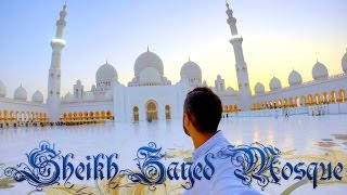Sheikh Zayed Mosque Abu Dhabi | GoPro Tour