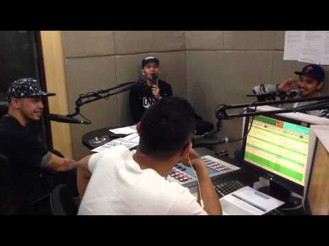 ROY RiCARDO live interview on OZ radio Jakarta