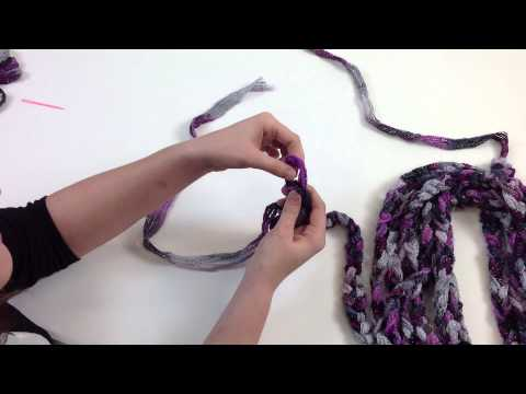 Learn to Finger Crochet