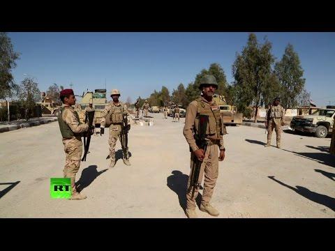 Армия Ирака освободила город Кубейса в провинции Анбар
