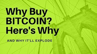 Why Buy Bitcoin Now? Is it Good to Invest in Bitcoin? Whales trying to BUY 25% of ALL BITCOIN!