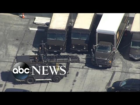Deadly workplace rampage in San Francisco