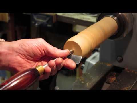 Woodturning Skew Chisel Basics