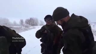 Война на Донбассе  Бой Подразделения ДНР 'Патриот' 12 декабря