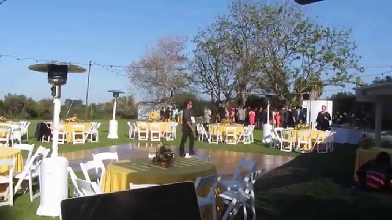 bts dj setup south coast botanic garden wedding for 100ppl youtube. Black Bedroom Furniture Sets. Home Design Ideas