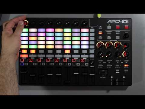 Review: Akai APC40 MK2 First Look - DJ TechTools