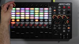 Review: Akai APC40 MK2 First Look