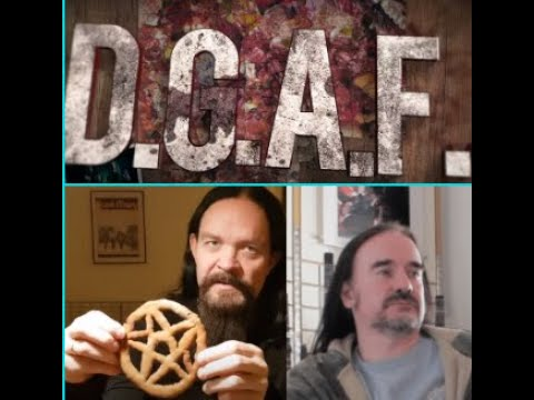 "Cadaver EP ""D.G.A.F."", Carcass' Jeff Walker guests on title track"