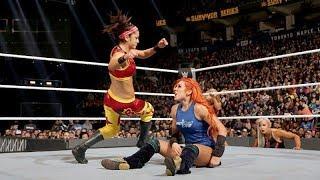 Team Raw vs Team Smackdown: Survivor series 2016 (full match)