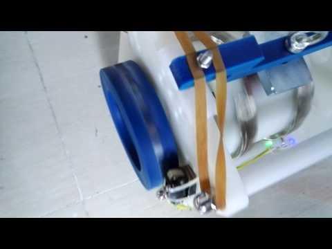 V  magnetic power unit   free energyA16