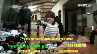 (ENG SUBS) HD 121225 BTOB B+DIARY 4TH EPISODE (3/5)