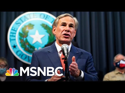Beto O'Rourke: Gov. Abbott Is Killing The People Of Texas | The 11th Hour | MSNBC