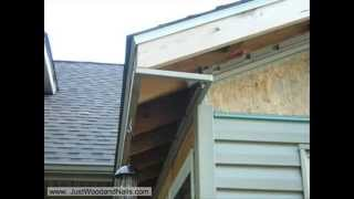 How To Build A Soffit Box