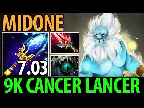MidOne Phantom Lancer How To MID Dota 2 Pro MMR Ga