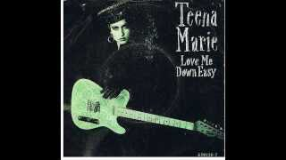 Watch Teena Marie Love Me Down Easy video