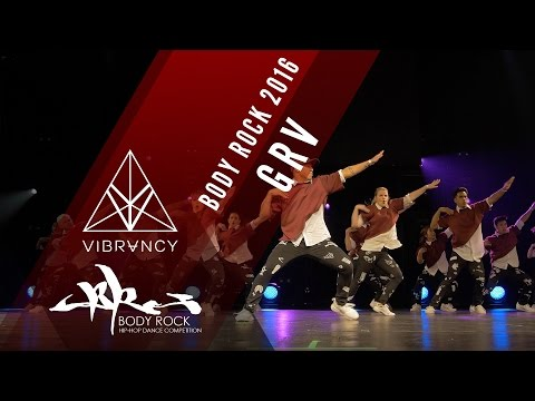 GRV | Body Rock 2016 [@VIBRVNCY Front Row 4K] @grvdnc #bodyrock2016