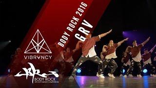 GRV | Body Rock 2016 [@VIBRVNCY Front Row 4K] @grvdnc #bodyrock2016