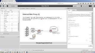 mikrotik training online ilmujaringan 3 Web Proxy