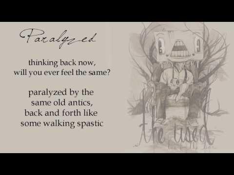 The Used - Paralyzed [Karaoke/Instrumental]