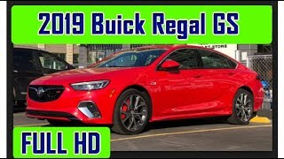 BUICK REGAL -  2019 Buick Regal GS Review in Pictures