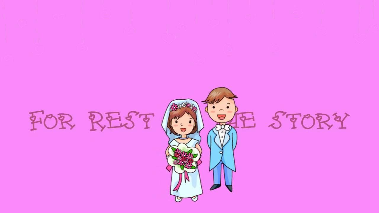 Marry You - Animated Wedding Video Invitation - YouTube