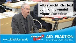 AfD spricht Klartext zum Klimawandel – Altparteien toben