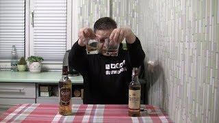 Gentle's vs Grant's. Виски на каждый день :)