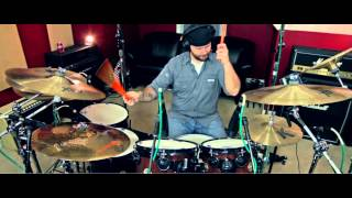 Slipknot - Before I Forget (Cinematic Drum Cover) 1080P