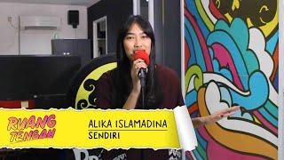 Alika Islamadina - Sendiri (LIVE) at Prambors