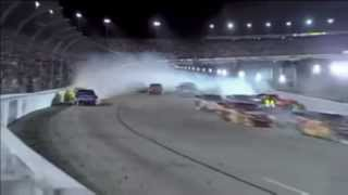 DragonForce ~ Through the Fire and the Flames with extreme Nascar clips