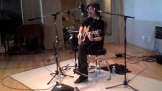 "Alex Band - ""Tonight"" (Acoustic) Live at Sweetwater Studios"