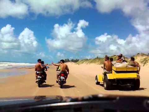 Trocando o asfalto por areia 1