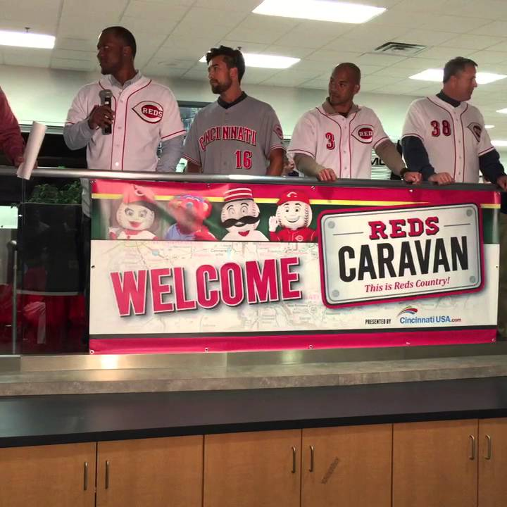 Stoops Buick Gmc >> Reds Caravan At Stoops Buick Gmc In Muncie In