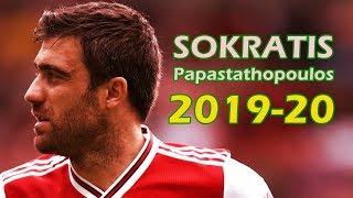 Sokratis Papastathopoulos 20192020 - Arsenal - Defender Skills