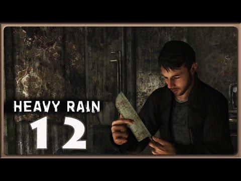 HEAVY RAIN REMASTERED Part 12: Kaltblütig eigenen Finger abhacken?!